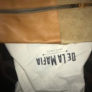 De LA MAFIA &dust 💼 Vintage high quality leather!
